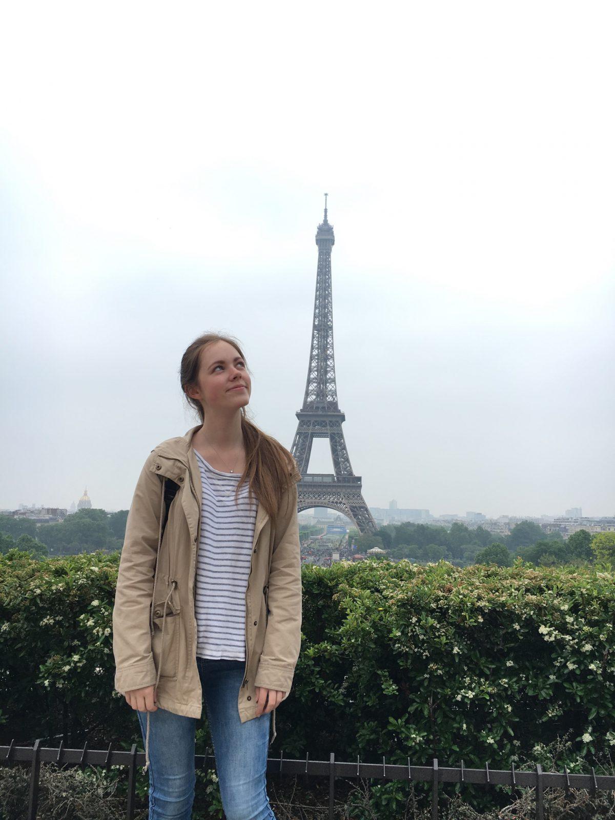 Échange Scolaire à Paris