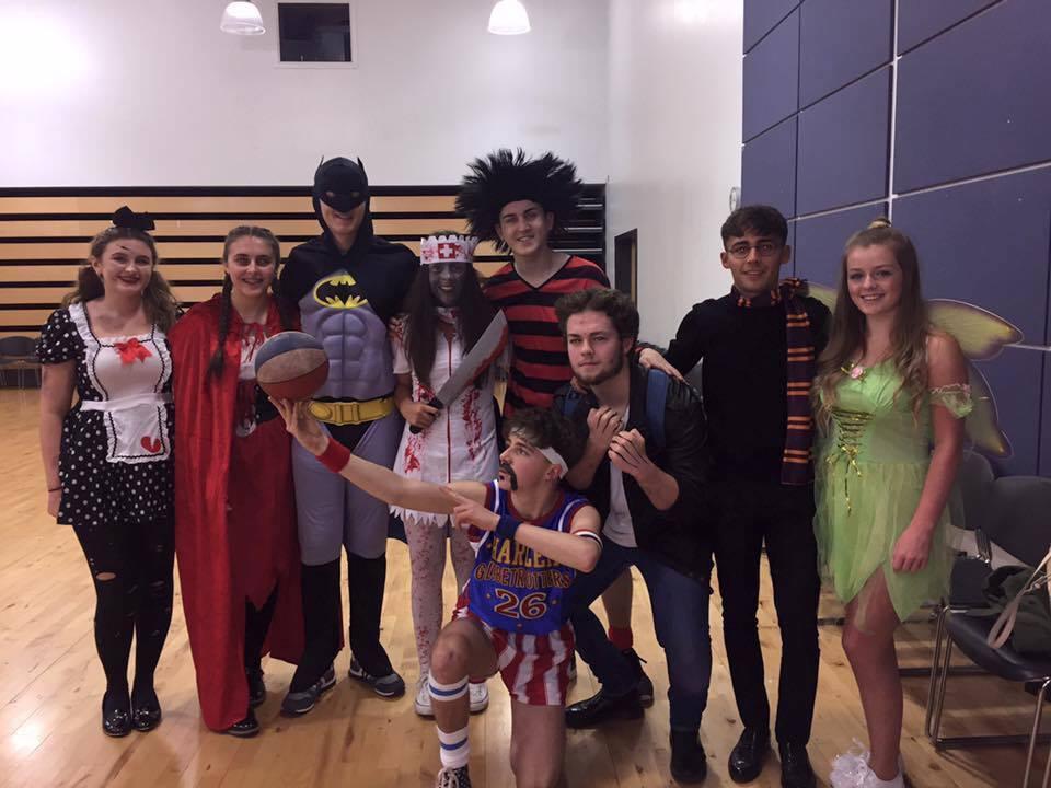 Halloween Charity Fundraiser